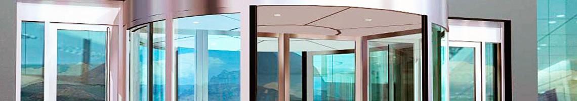 Автоматические двери Толщина стекла 10мм