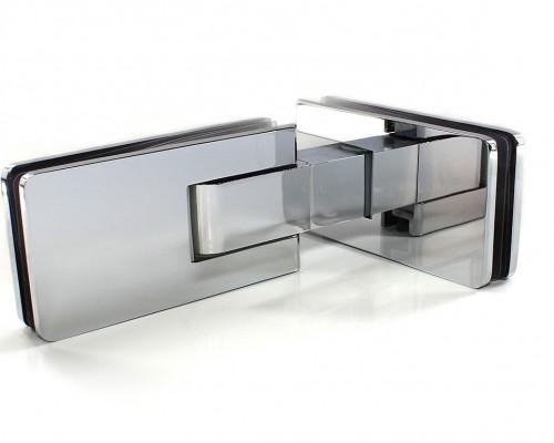 SF-620 Петля стекло-стекло 180град. с 2-мя регулировками, SC