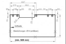 4-501ЕD1 Система Pico с доводчиком в одну сторону