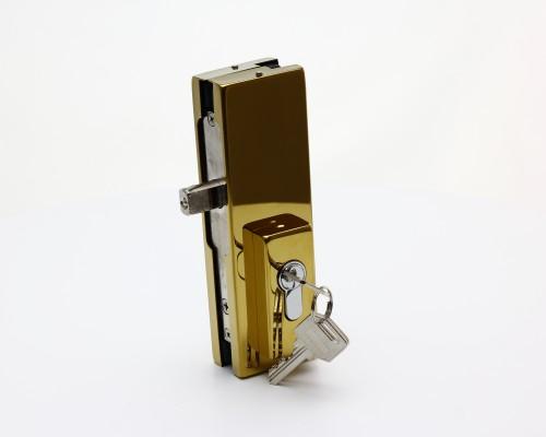 SF-150R Замок  угловой, GOLD