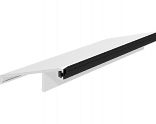 50-6772 Крышка декоративная алюминиевая, 62 мм