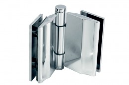 SF-560 Петля стекло-стекло 180град без фиксации, CP